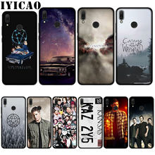 IYICAO super naturel Jared Padalecki étui pour huawei P20 Pro P10 P8 P9 P30 Lite Mini 2017 P Smart 2019 couverture(China)