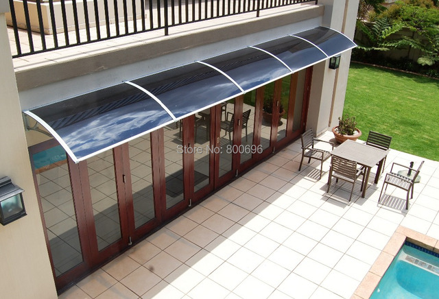 YP80100 80x100cm 31.5x39in beautiful cheap polycarbonate porch canopy & YP80100 80x100cm 31.5x39in beautiful cheap polycarbonate porch ...