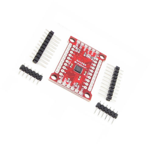 16 channel SX1509 I//O output module and keyboard GPIO voltage level LED driver