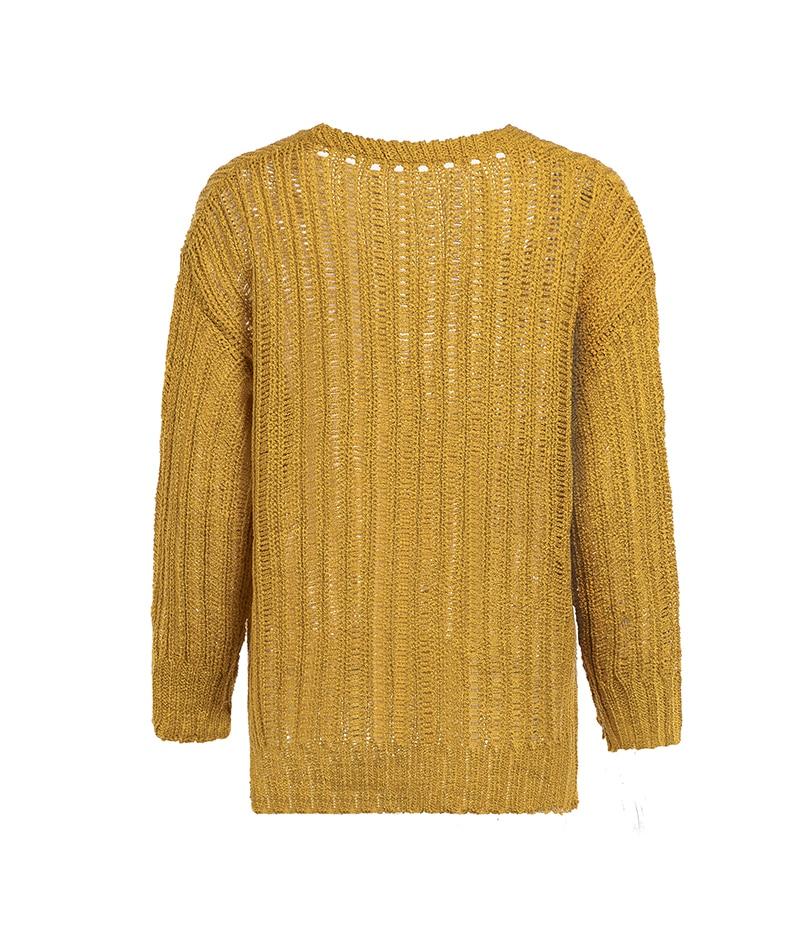 Everkaki Women Solid Knit Boho Sweaters Pullovers Long Sleeve Standard Cardigans Bohemian Holiday Female 2018 Autumn New (10)