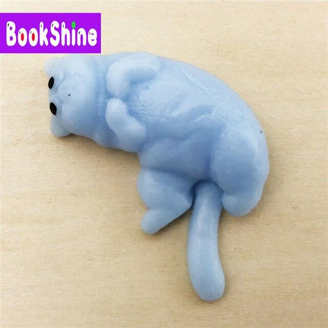 Animais unicórnio Bonito Mini Dinossauro Macio Acessórios Lento Nascente Imprensa Aperto de Mão Mole Mole Kawaii Brinquedos (Não Livra O Navio)