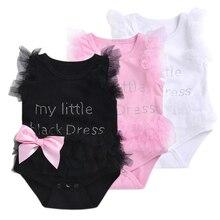 My little Tutu dress Toddler Top Bow-knot Plaids Dress