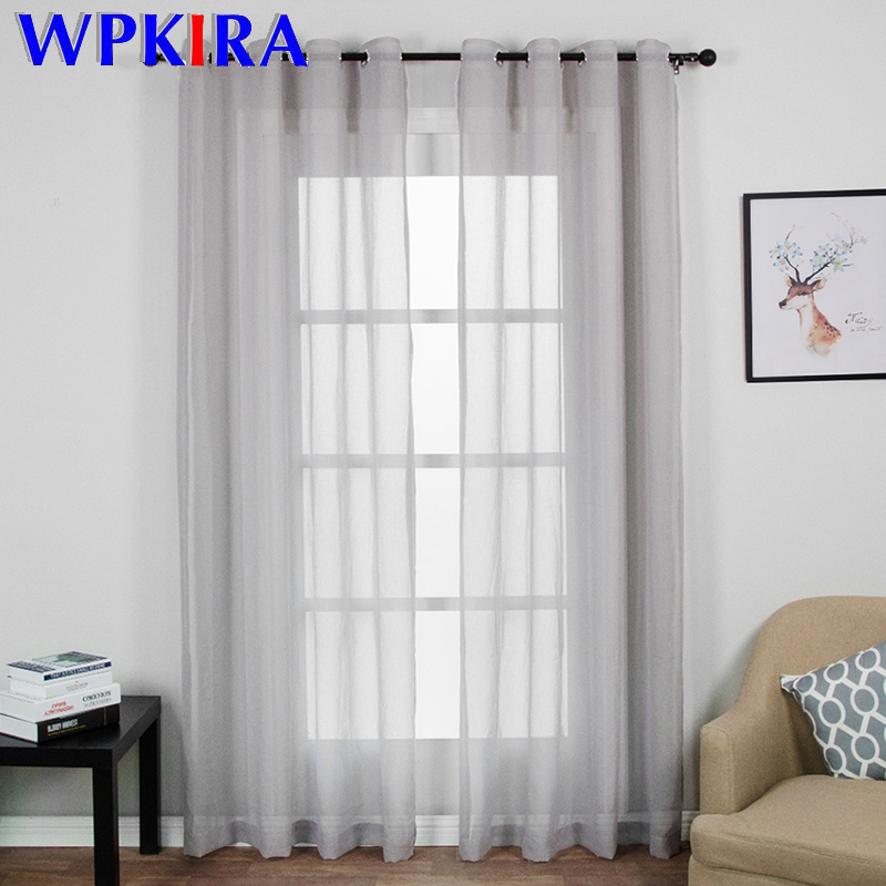 Multicolor Modern Solid Cheap Curtains Short Kitchen