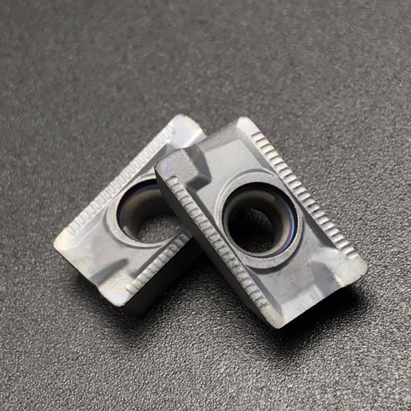 50pcs APKT1604 PDER 76 IC928 Milling Turning Tools apkt 1604 Carbide insert Lathe cutter Tool