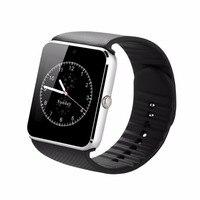 ZAOYIMALL Bluetooth Smart Uhr GT08 Uhren Mit Sim Einbauschlitz Für iphone android pk U8 dz09 smart uhr Reloj Inteligente