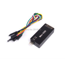 MinimOSD Mini OSD Board On Screen Display Video Record for Mavlink Support APM 2.5 2.6 2.8 RC Flight Controller FPV Spare Part