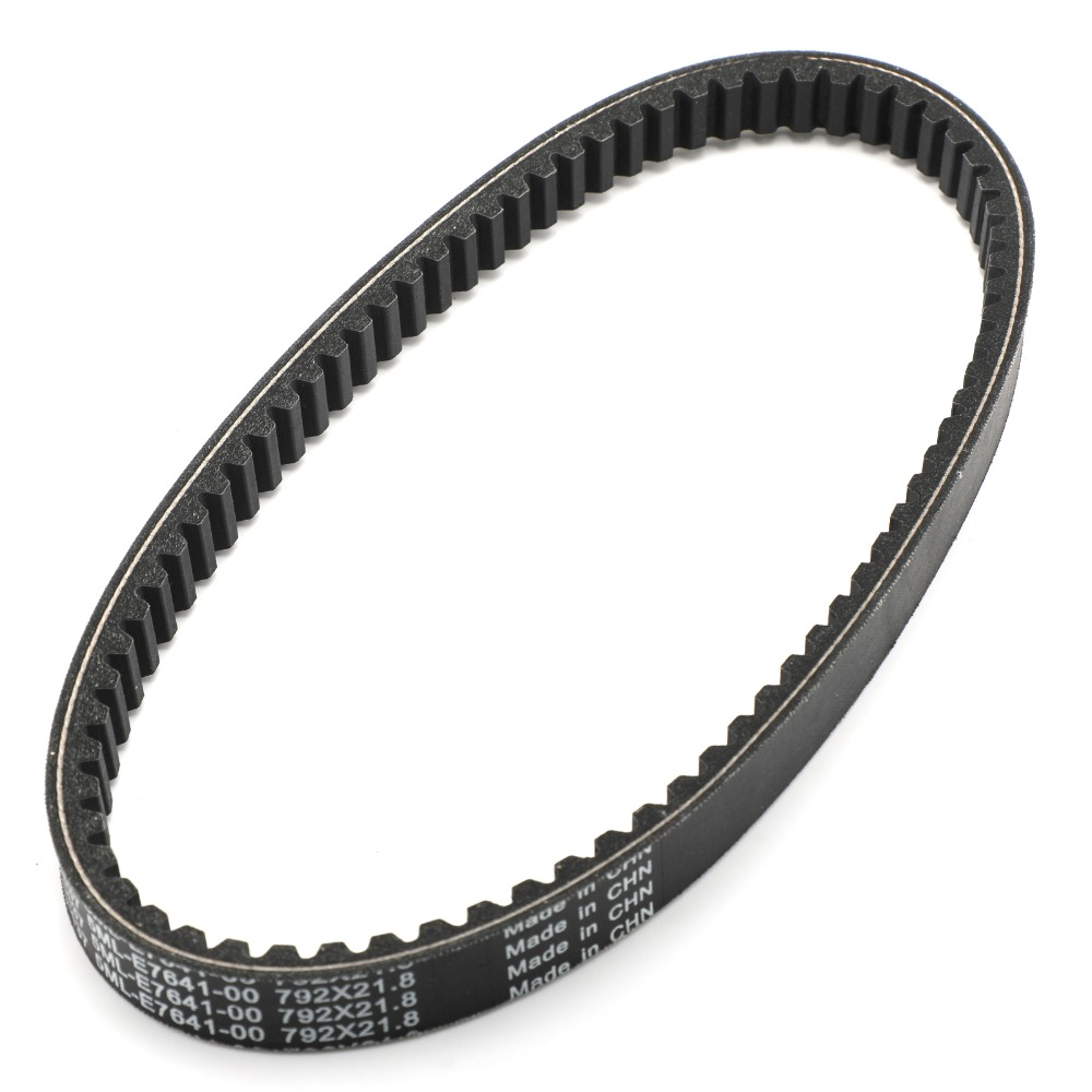Areyourshop Motorcycle Drive Belt For Yamaha NXC125 XC125 Cygnus X 2003-2011 Scooter 5ML-17641-00 Motorcycle Accessories Belt