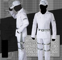 Anime Work Cell Cosplay Costume WBC Cosplay Full Set Suit Halloween Stage New Fashion Fans Collection Costume Drop Ship