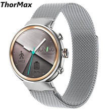 Milanese Loop Magnetic Suction Replacement Bracelet Band For Asus Zenwatch 3 Watchband Accessories Black/silver/Rose golden-in Smart Accessories from Consumer Electronics on Aliexpress.com | Alibaba Group