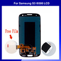 Free Shipping  display module For Samsung i9300 Galaxy S3 Lcd With Touchscreen digitizer assembly