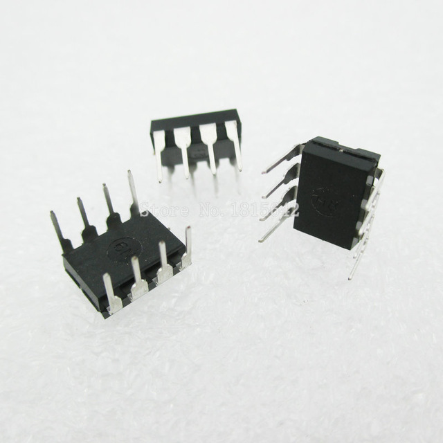 20PCS/LOT LM311P DIP8 LM311 DIP DIFFERENTIAL COMPARATORS WITH STROBES IC