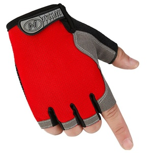 1Pair Fitness Half Finger Cycl