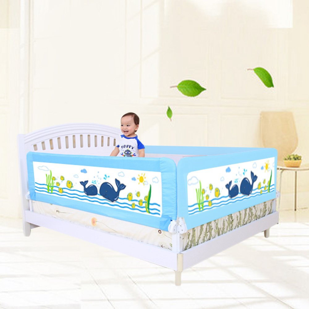 Baby bed rails - Aliexpress Com Buy Fencing For Children Baby Fence Bed Guard Child Safety Fence Baby Bed Rails Suitable For 1 5 Meters Bed Guardrail From Reliable Bed