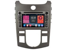 2 ГБ RAM QUAD CORE Android 6.0 Автомобильный DVD плеер с СЕНСОРНЫМ для KIA FORTE/CERATO/KOUP АВТОРАДИО Стерео АВТОМАГНИТОЛЫ navi 4 г лента рекордер