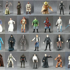 1pcs Star Wars 3.75 Inches act