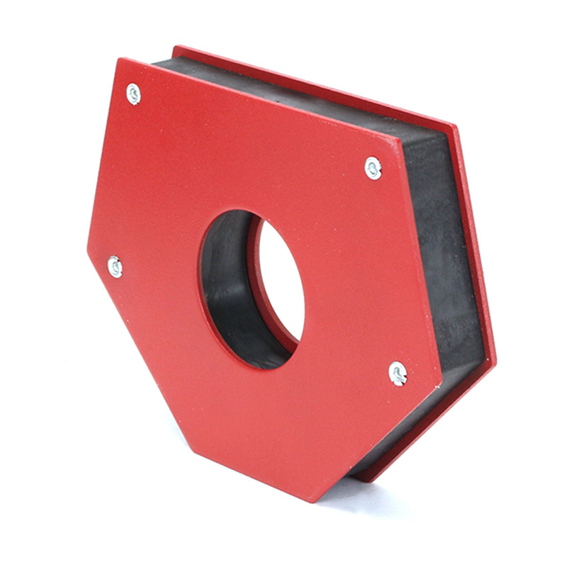 80LBS Magnetic Welding Locator Holder Located Horn Clamp Welding Magnetic Angle Arrow Holder Magnetic Materials