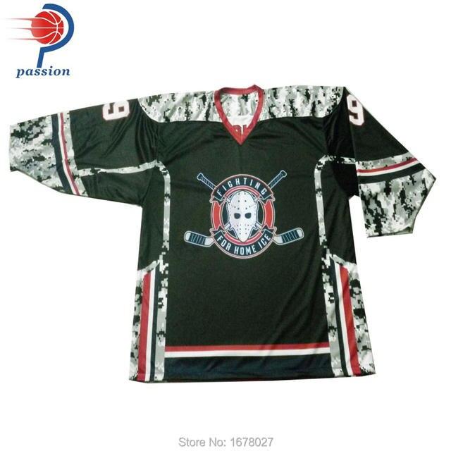b347ddc27 Custom Sublimation 5xl and 6xl hockey jersey-in Hockey Jerseys from ...