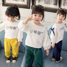 Kids Girl Clothes  Newborn Baby Girls Clothes Set Spring Autumn Tracksuit Printed T-shirt+Casual Pant 2PCS Children Clothes Suit casual toddler kids baby boy girl clothes to do list long sleeve t shirt tops pant 2pcs outfit spring autumn suit tracksuit 1 6y