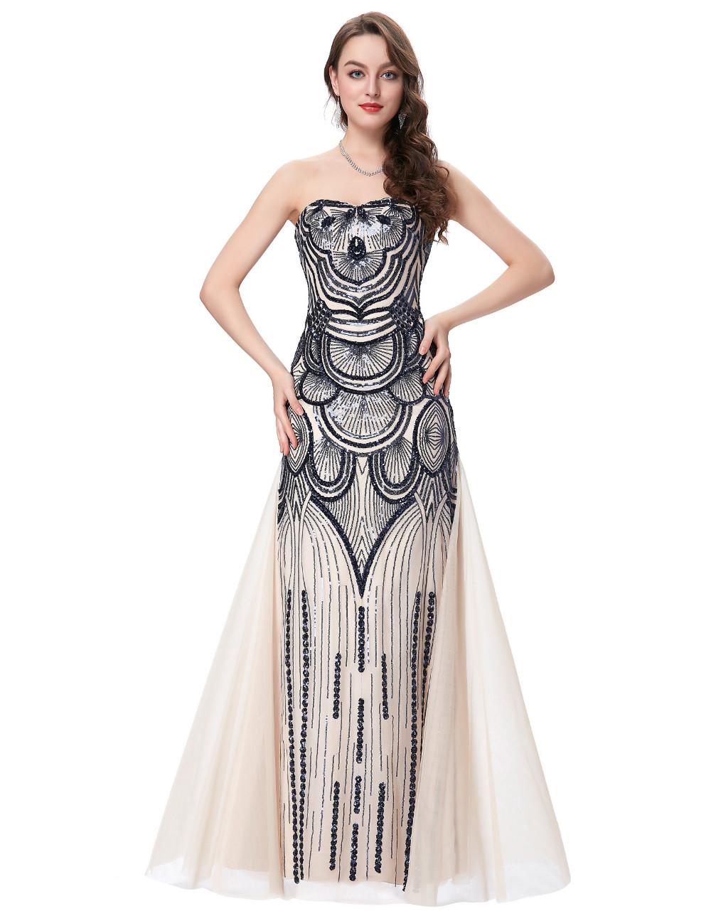 HTB1hDjZKFXXXXc0XFXXq6xXFXXX9Strapless Special Occasion Dress