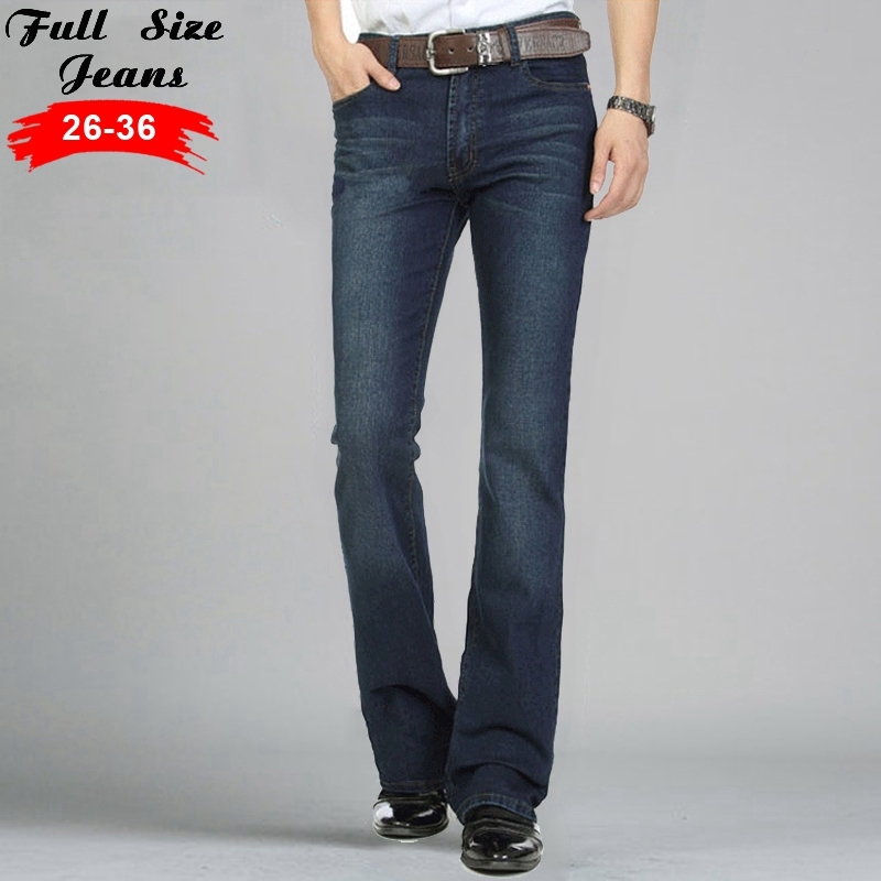 Online Get Cheap Slim Bootcut Jeans Men -Aliexpress.com | Alibaba