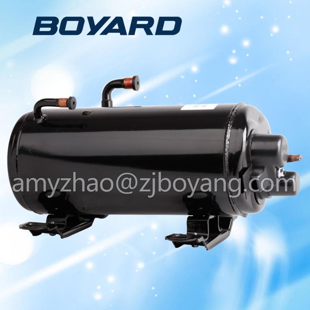 R410A UL certification horizontal compressor 1HP for RV air conditioner 115V 60Hz r410a 9000btu horizontal compressors rv rooftop caravan air conditioner