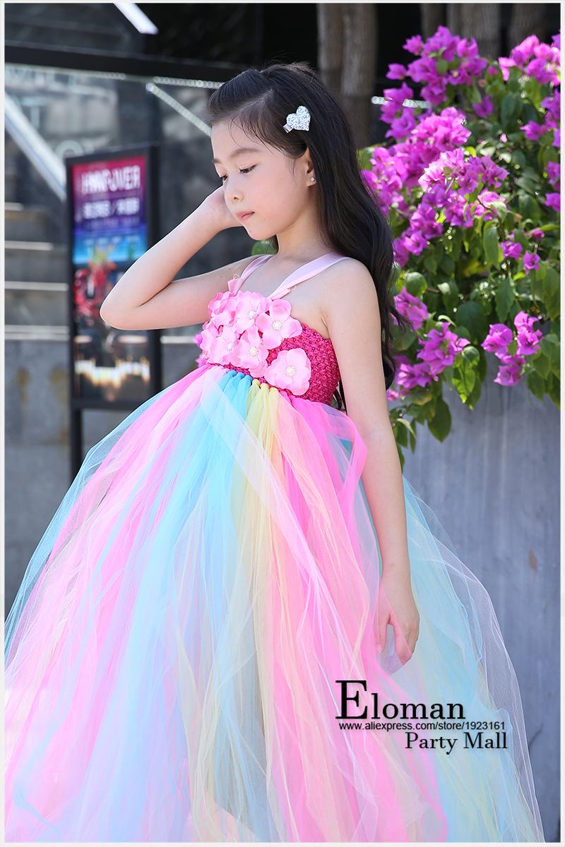 eloman handmade tutu dress x3