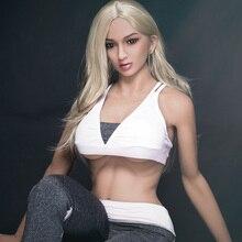 165cm muñecas sexuales de silicona real robot japonés anime completo oral amor muñeca realista adulto para hombres juguetes grandes pechos sexy mini vagina