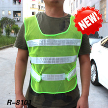 Car Reflective Safety Clothing clothes vest Auto Super Bright sanitation Traffic Warning Automobiles Roadway Supplies Products