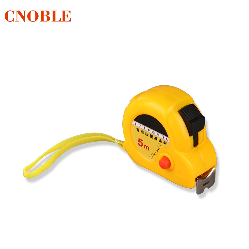 5M*19mm Steel Tape Measures Metric Measuring Tapes With Hand Strap Belt Clip Thumb Lock Double-sided Thicken Measuring Tool