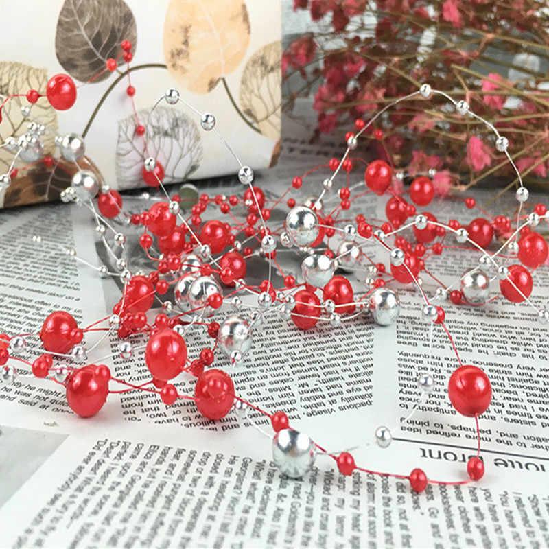 2 מטרים DIY קרפט אספקת עזר חומר חג המולד עץ חג המולד תפאורה בעבודת יד גלם חומרים