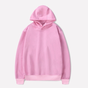 Image 5 - סתיו גברים נשים ספורטוויר נים מכירה גדולה חולצות צמר סלעית hoody גדול גודל 8XL כותנה loose oversize מעיל ורוד כחול