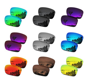 SmartVLT الاستقطاب استبدال العدسات ل أوكلي هولبروك النظارات الشمسية-خيارات متعددة