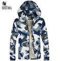 2016 Spring and Autumn new men's Slim camouflage jackets men trend jacket male clothes M-XXXL