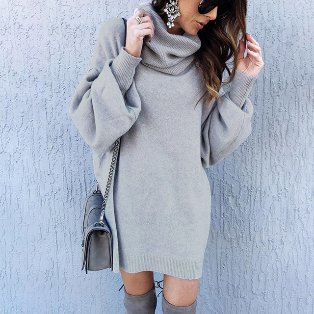 Mini Jumper Dress