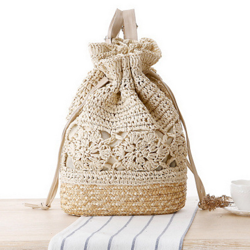 Crochet Backpack : Crochet Pocket Backpack Promotion-Shop for Promotional Crochet Pocket ...