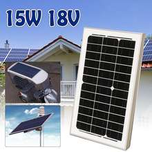 KINCO 15W 18V High Conversion Efficiency DIY Solar Panel Waterproof Monocrystalline Silicon Solar System For Car Battery