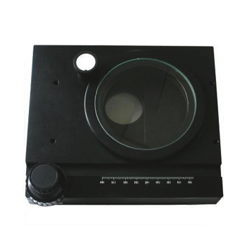 PT-75X XY Mobile Platform, 360 Degree Rotating Platform, Manual Rotaion Stage, Optical Table, Travel Range: 75mm x 55mm jing de microscope platform two way mobile platform xy travel 40mm 100 100 micro focus mobile phase