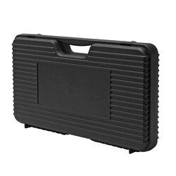 550x320x80 мм портативное пластиковое инструментальное оборудование защитная коробка ящик для инструментов с губкой