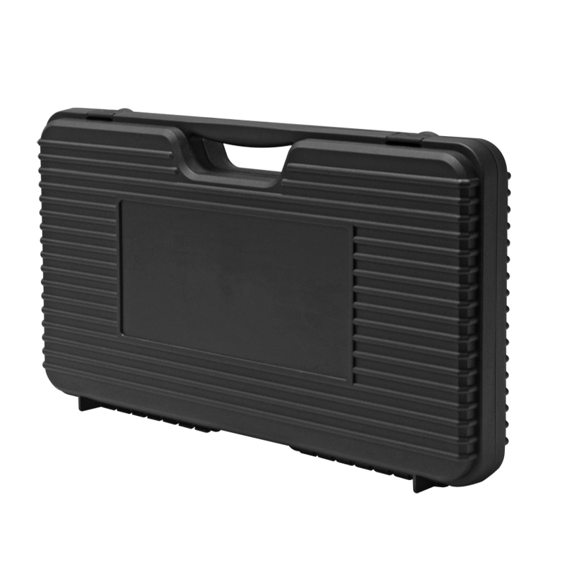 550x320x80mm Portable Plastic Toolbox Equipment Protection Box Safety Box Instrument Case With Sponge