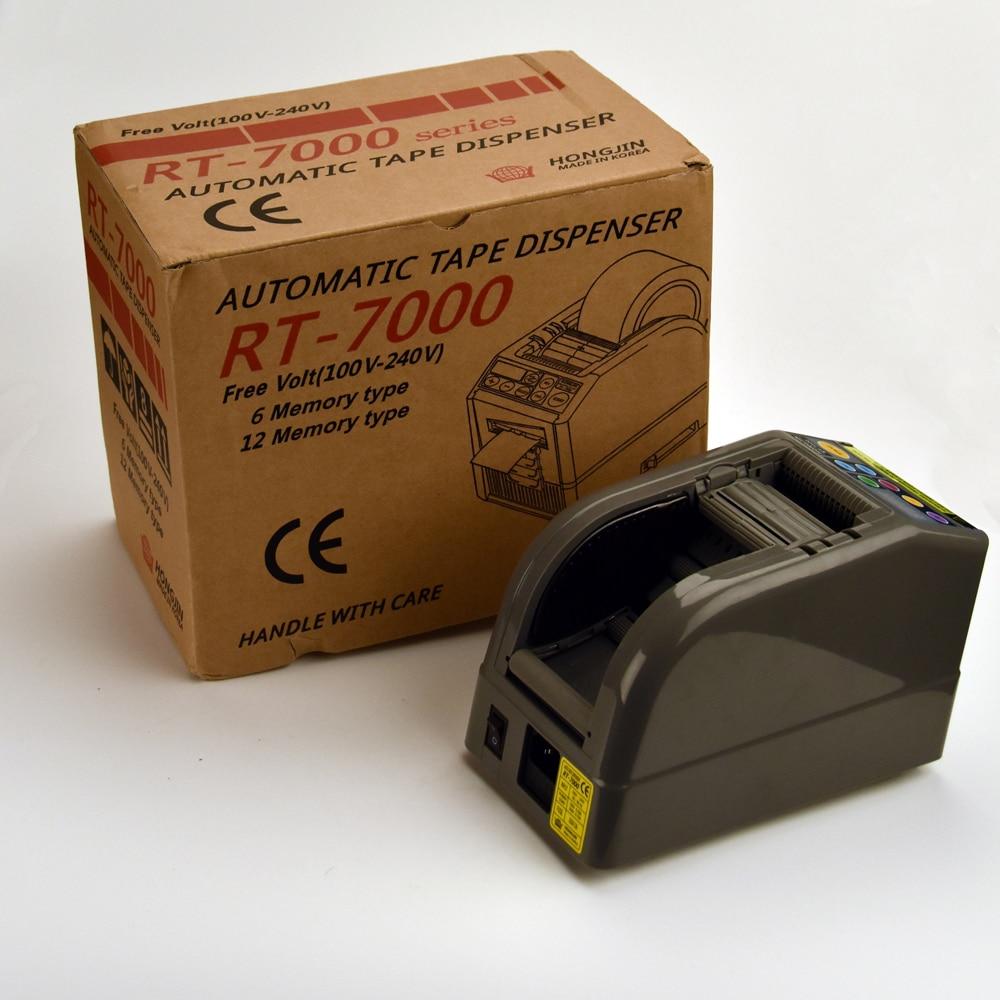 Handif rt7000 dispensador de fita automatica maquina de corte de fita вспышка для фотокамеры 2xyongnuo yn600ex rt yn e3 rt speedlite canon rt st e3 rt 600ex rt 2xyn600ex rt yn e3 rt