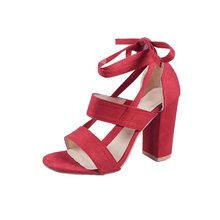 Summer cross-tie hollowed out high-heeled sex-sensitive nightclub clear heels sandals clear panel two part heeled sandals