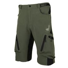 Men's Cycling mountain bike shorts Lycra cotton