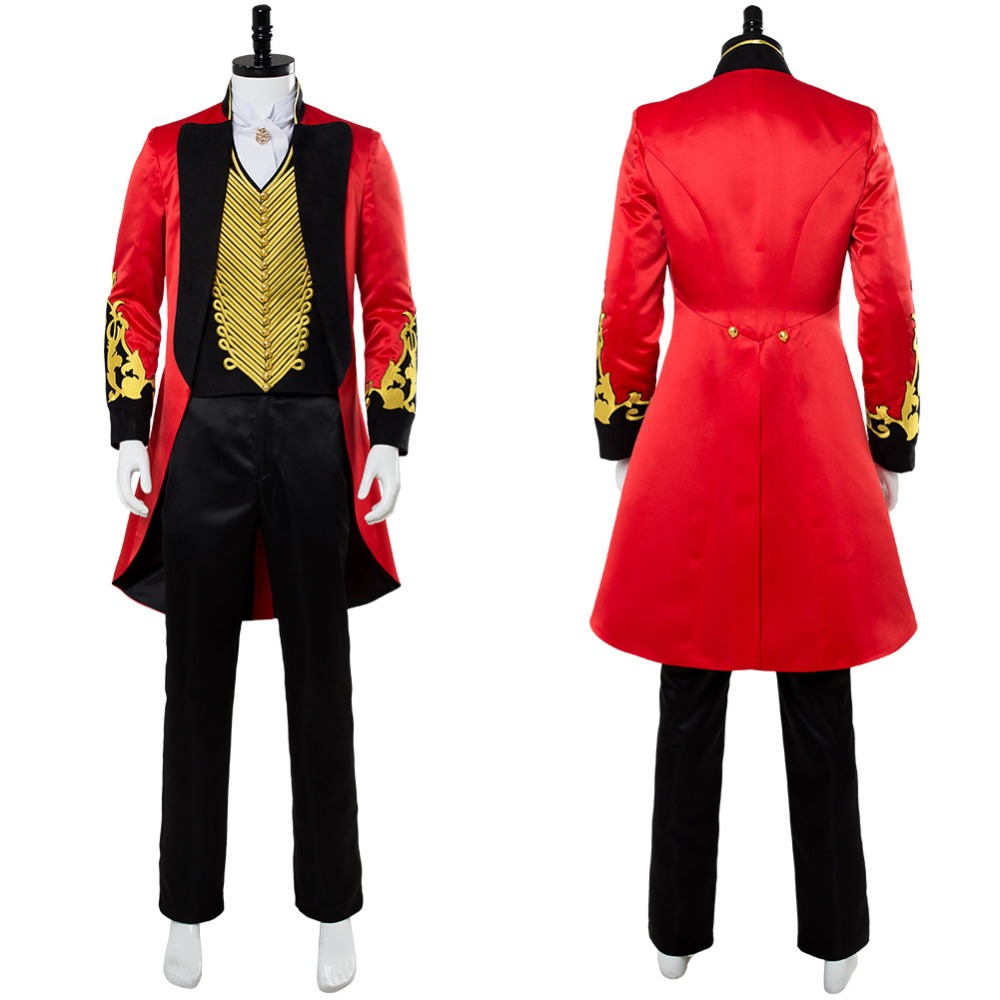 2018 Movie The Greatest Showman Costume P.T. Barnum