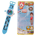 2016 DX Yo-kai Watch Japan Anime Yokai Watch 24 patterns Projection Watch Medal Kids Boys Girl gifts Party Favors Toys bracelet
