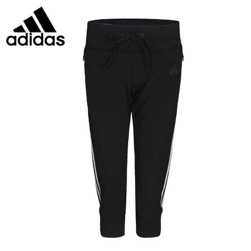 Original New Arrival 2018 Adidas Performance GYM 3/4 Women's Shorts Sportswear цены онлайн