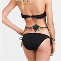 1pcs Chest Tattoo Sticker Fashion Sexy Beach Sternum Back Waterproof Fake Temporary Tattoo Body Art Sticker