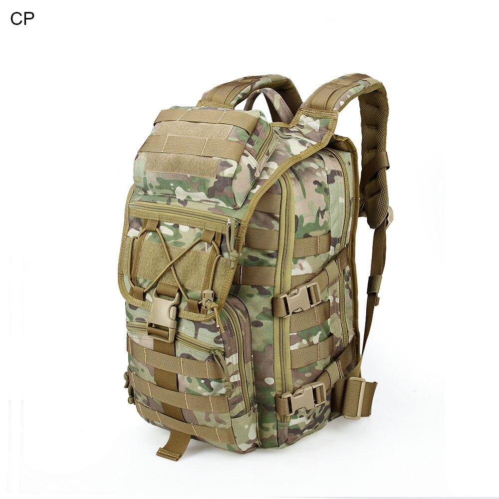 Military New Arrival 30L Men 1000D Nylon Waterproof Backpack 45*22*32cm Laptop Phone Magazine  Large Capacity Bag CL5-0063 universal nylon cell phone holster blue black size l