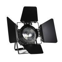 LED COB 200W RGBWA UV 6in1 Blinder Light LED Audience Studio Blinder Light without noisy For clubs, theaters, churches SHEHDS