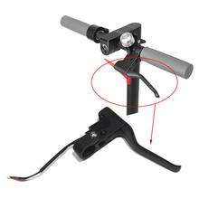 Skateboard Brake Handle Brake Lever for Xiaomi Mjia M365 Electric Scooter Cycling Brake Lever scooter цена