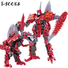 Hot Sale Movie 4 Toys Transformation Robot Car Brinquedos Cool Dragon Model Action Figures Deformation Classic